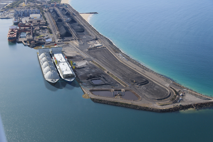 Port Kembla Gas Terminal provides certainty