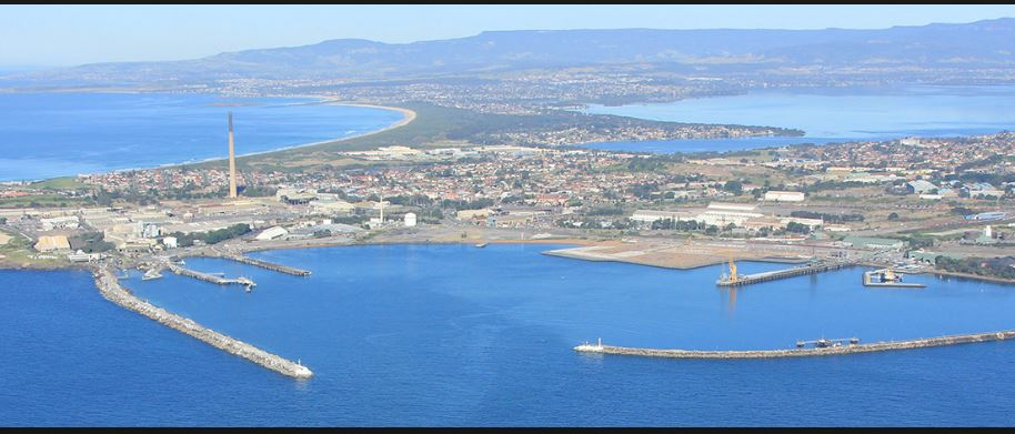 The Case for Relocation of Royal Australian Navy Fleet Base East to the Port of Port Kembla